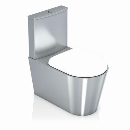Produse sanitare din otel inoxidabil