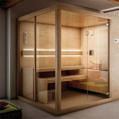 Saune uscata